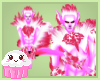Cotton Candy Chest Tuff
