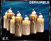 ST: DRV: Spa Candles