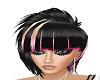 Pink Punk Crazy Hair
