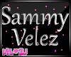 MS*2U SAMMY VELEZ SIGN