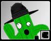 ` Cactus Ranger Black
