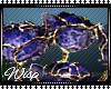 Purple Glass Roses