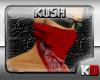 $KD$Red Facial Bandana