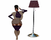 City Chic Floor Lamp