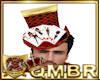 QMBR Hat Harlequin CM
