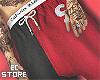 S' Short Supre + Tattoo