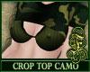 Crop Top Camo