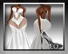 Beautiful Gown White XXL