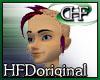 HFD Punkchick Fumesred