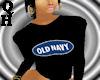 [QH] OldN@vy Tee
