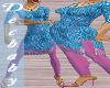 DB Salwar Diamond Blue