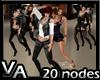 VA ~ Slow Group Dance 10