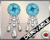 DRV Queen Fairy Earrings