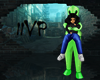3D Alien Costume F