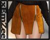 MZ - Nea Skirt Mustard