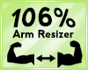 Arm Scaler 106%