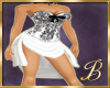 Burlesque wedding dress