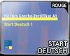 |2' Start Deutsch I
