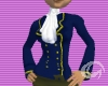 Navy Queen Top