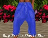 Bay Breeze Shorts Blue