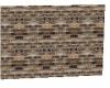 V Brick Wall
