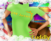 ~C~ Got Jesus? Green Top