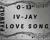 IV JAY - Love Song