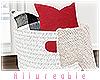 A* Noelle Pillow Basket
