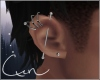 Piercings & Earrings L+R