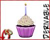 [m] Cupcake Single DRV