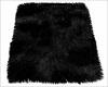 Black Fur Rugs