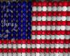 USA Balloons Flag