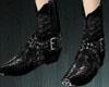 Cowboy Black Boots
