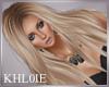 K Avril blonde melt