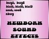 Newborn Baby Sounds
