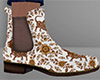 Chinese New Year Boots M