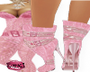 ~sexi~ Fendi PINK Boots