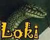 Slytherin Snake Sticker