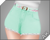 ~AK~ Sakura Short: Mint