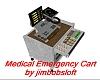 Emergency Supply Cart