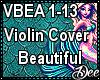 Violin Cover: Beautiful