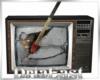 D: Smashed Tv