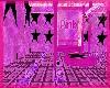 *S* Pink Star Runway
