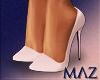 G. MLZ Rose Gold Heels