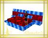cama rija y azul sin pos