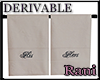 His / Her Towels [DER]