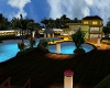 romantic pool vila