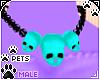 [Pets]Phir|skullnecklace