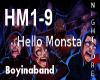 HelloMonsta-Boyinaband N