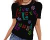 TF* Live Love Laugh Tee